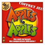 Mattel - Game of société - Apples To Apples