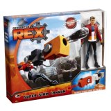 Cartoon Network Generator Rex Deluxe Figure Cannon