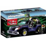 Playmobil the Top 4x4 agents