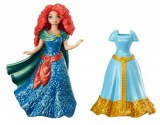Disney princesses MAGICLIP mérida and her outfit Y9394