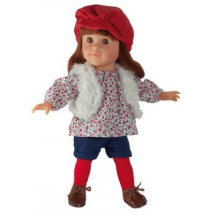 Miss Corolle coquette Doll W9367