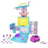 Polly Pocket Bus Polly's rock concert