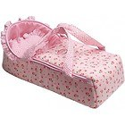 Corolla pink bassinet W1500