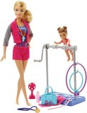 Barbie gymnastics teacher DKJ21