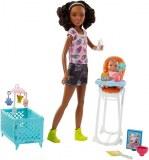 Barbie Skipper Baby sitter FHY99