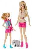 Barbie sisters' safari fun BDG25