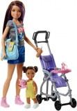 Barbie Skipper Baby sitter FJB00