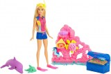 Barbie ocean treasure playset FCJ29
