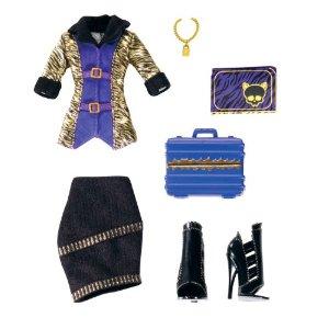 Monster high habit tenue clawdeen wolf w2552 jouet de reve - Tenue monster high ...