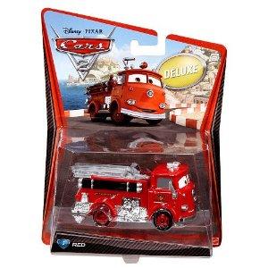 cars 2 deluxe red n 3 jouet de reve. Black Bedroom Furniture Sets. Home Design Ideas