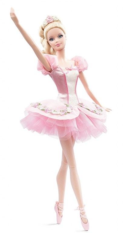 Barbie de collection barbie danseuse etoile bdh12 jouet de reve - Barbi danseuse etoile ...