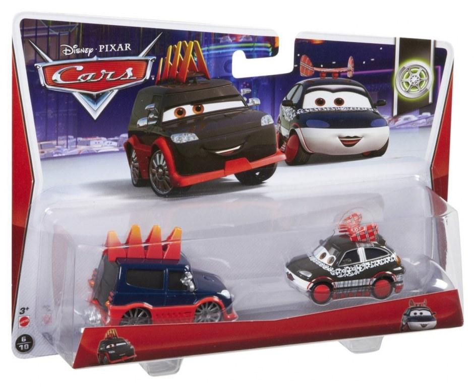 coffret 2 v hicules cars jouet de reve. Black Bedroom Furniture Sets. Home Design Ideas