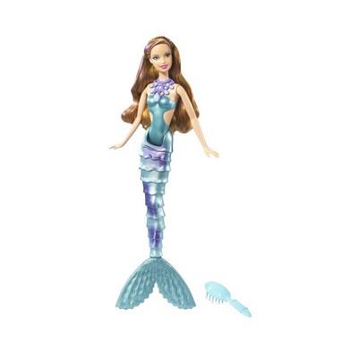 Barbie sir ne jouet de reve - Barbie sirene surfeuse ...