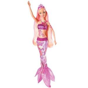 Barbie sir ne jouet de reve - Jeux de princesse barbie sirene ...