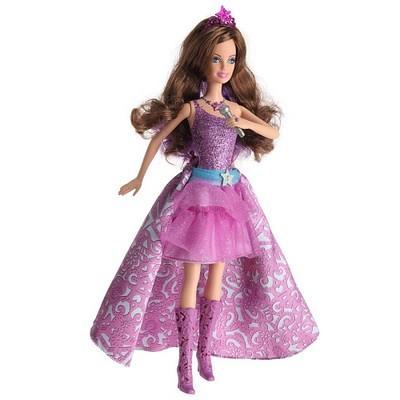 Princesse et pop star jouet de reve - Barbie et la princesse pop star ...
