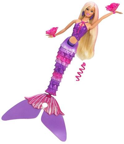 Barbie sir ne danseuse t1474 jouet de reve - Barbie sirene ...