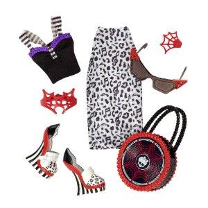 Monster high habillage tenue operetta jouet de reve - Tenue monster high ...