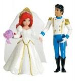 Disney princesses - Coffret mariage conte de fées arielle T7320