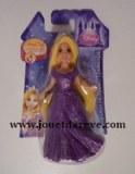 Disney princesses - Magiclip Mini princesse disney Raiponce X9418 (nouveauté 2013)