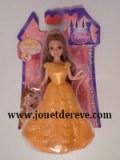 Disney princesses - Magiclip Mini princesse disney Belle X9416 (nouveauté 2013)