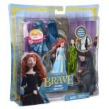 Disney princesse magiclip Rebelle Coffret Merida mini poupée (nouveauté 2012)