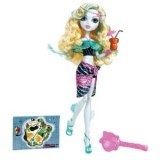 Monster High poupée Lagoona Blue tenue plage
