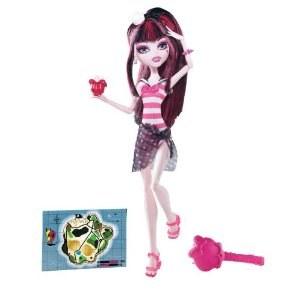 Monster high poup e draculaura tenue plage x3485 jouet de reve - Tenue monster high ...