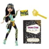 Monster High poupée Cleo de Nile danse V7991