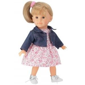 Corolle poupée miss coquette blonde W9366