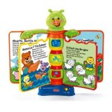 Fisher Price - Livre interactif comptines
