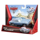 Cars 2 retrofriction Finn McMissile V3005