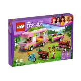 Lego Friends le camping car 3184