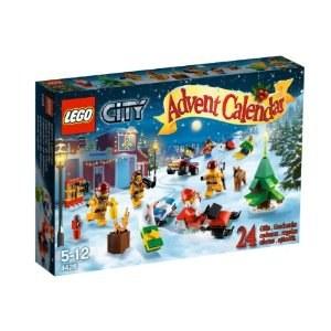 Lego calendrier de l'avent city 4428