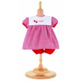 COROLLE habit Bébé Ensemble robe rouge 36/38 cm V5735