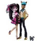 Monster high - Coffret Duo Draculaura et Clawd V7961