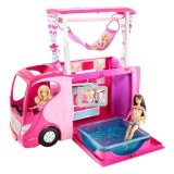 Barbie Camping car barbie V6981