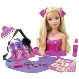 Barbie - Tête à coiffer multi styles N6890