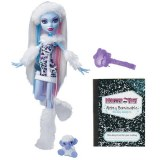 Monster High Poupée Abbey Bominable X4616