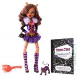 Monster High - Poupée Clawdeen Wolf BBC66