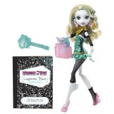 Monster High - Poupée Lagoona Blue