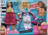 Barbie Fashionistas - Vêtements Cutie - 3 tenues loisirs