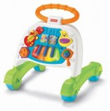 Fisher Price - Trotteur musical 2 en 1