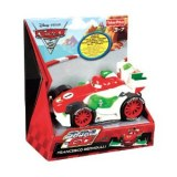 Cars 2 véhicule Shake and Go Francesco Bernoulli W2273