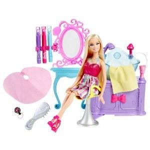 Barbie Salon Color Fantastique V4411