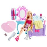 Barbie Salon Color Fantastique V4411
