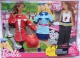 Barbie - Vêtement - 3 tenues métier
