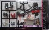 Barbie collection - basic vêtements accessoires Customisation Thème argent