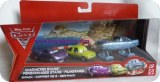Cars 2 - Coffret 3 Vehicules : Holley Shiftwell, Acer, Hydroptère