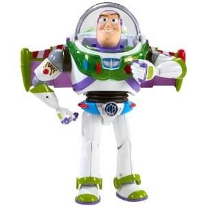 Toy Story - Buzz l'éclair électronique parlant français 30 cm V5270