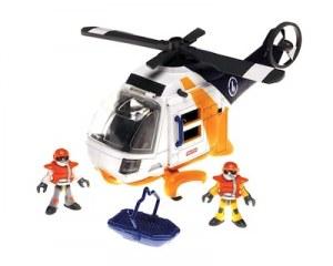 Imaginext Hélicoptère Secours en Mer N1396